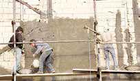 ریزش شاغلین بخش ساختمان در بهار امسال