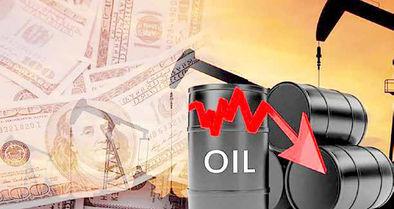 احتمال سقوط تاریخی قیمت نفت
