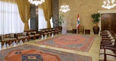 تحمیلِ وقفه از خارج بیروت