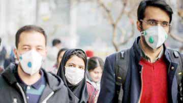 اجباری شدن ماسک از 15 تیر در اماکن عمومی