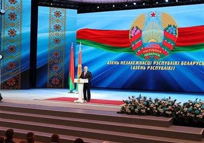 لوکاشنکو به بهانه خنثیسازی توطئه، مرز بلاروس- اوکراین را بست!