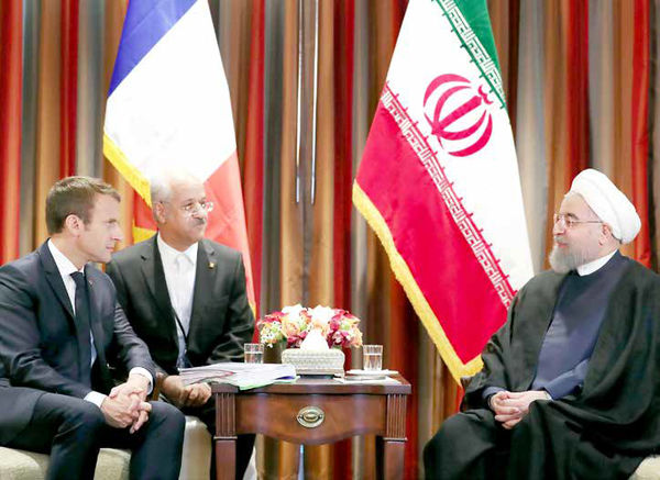 ایران سه  اروپا هیچ