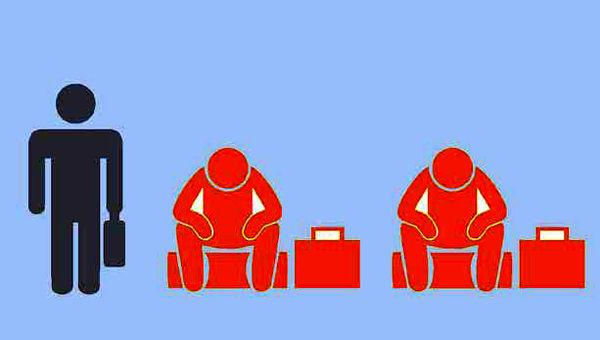 بیکاری ۲ میلیون نفری در بهار ۹۹ به دلیل شیوع کرونا