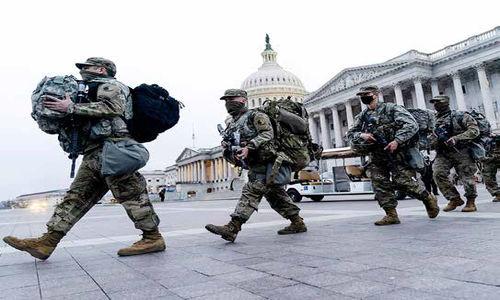 نمایش دموکراسی در امنیتیترین لحظات