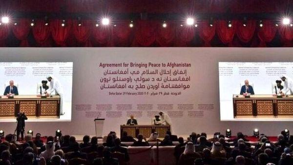 طالبان: جایگزینی برای توافقنامه دوحه وجود ندارد