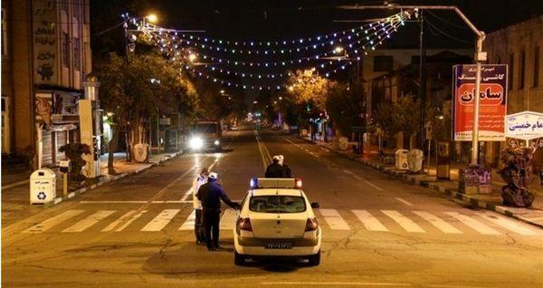 محدودیت های تردد شبانه لغو شد