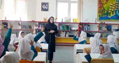 حضور مددکاران اجتماعی در مدارس