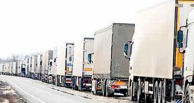 خسارت روزانه ۵۰۰ هزار تومانی کامیونداران به دلیل توقف بار در مرزها