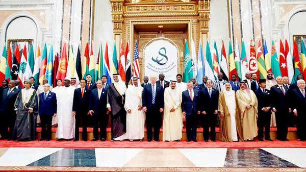ایران در مسیر تقابل با جهان عرب