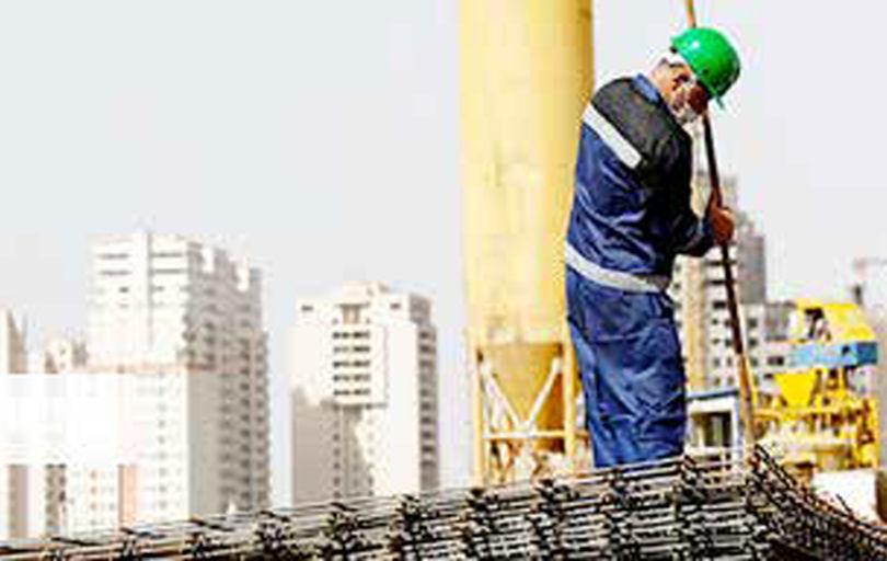 ۳۵۰هزار کارگر ساختمانی در نوبت بیمه شدن هستند