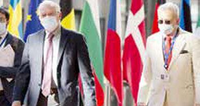 نشست وزرای خارجه اتحادیه اروپا و سیگنال برجامی به آمریکا