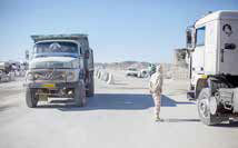 تمام مرزهای ایران و افغانستان فعال هستند