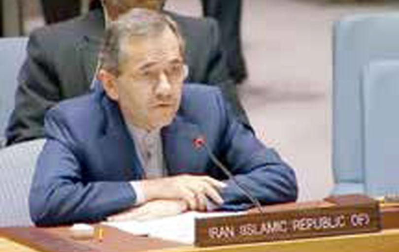 در هیچ حمله مسلحانه علیه آمریکا در عراق دخالت نداشتهایم