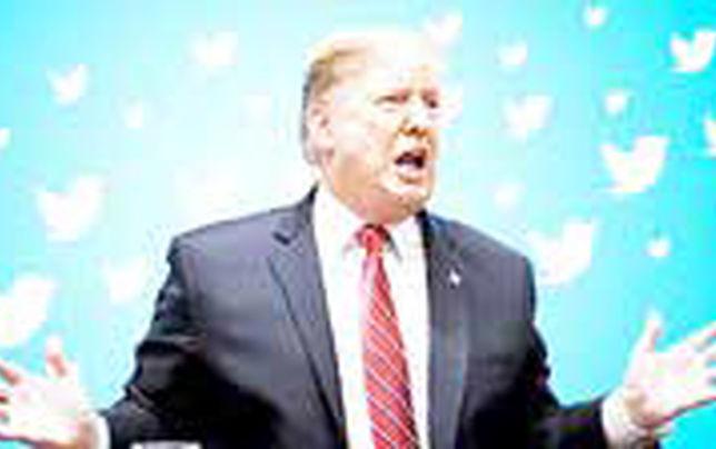 ترامپ توئیتر را به مداخله در انتخابات آمریکا متهم کرد