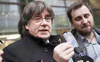 رهبر جداییطلبان کاتالونیا در ایتالیا دستگیر شد