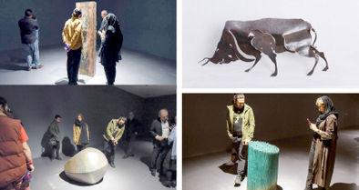 هنرمندان معاصر و واگویههای تصویری