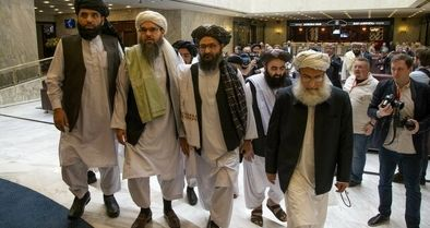 نمایندگان کابل و طالبان نشست برگزار میکنند
