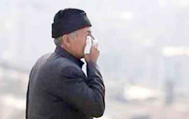 نیاز مبرم و همیشگی تهرانیها به ماسک!