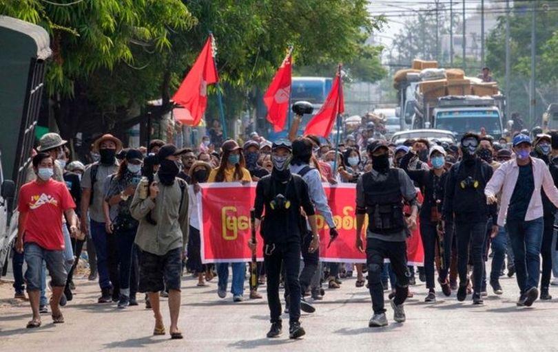 روسیه: تحریم میانمار به جنگ داخلی منجر میشود