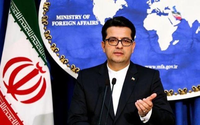 ورود فرانسه به پرونده قضائی ایران موضوعیت ندارد