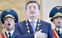 با ادامه ناآرامیها رخ داد؛ اعلام آمادگی رئیسجمهور قرقیزستان برای استعفا