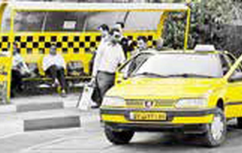 لزوم تعیین سهمیه بنزین تاکسیها بر اساس میزان تردد
