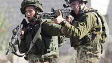 شهادت ۲ فلسطینی به ضرب گلوله نظامیان صهیونیست