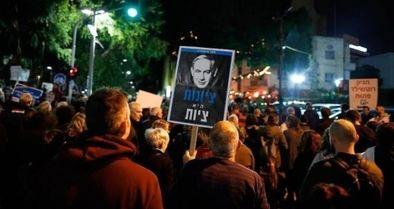تظاهرات علیه نتانیاهو در قدس با یک کشته و ۲۰ بازداشتی