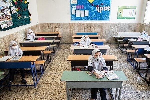 چگونگی حضور کلاس اولیهاو دومیها در مدارس از ابتدای بهمن