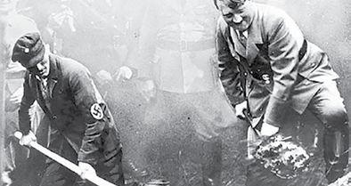 کارگران غیربهرهور  در آلمان هیتلری قتلعام میشدند