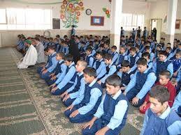 مدارس را مزین کنید به نمازخوانی نوجوانان