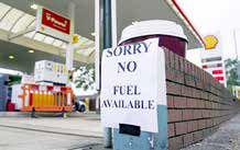 برای صادرات سوخت به انگلستان مشکلی نداریم