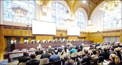 خروج آمریکا از پیمان مودت تاثیری بر رای دادگاه لاهه ندارد