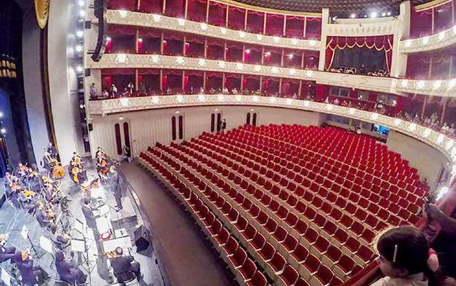 بلیتهای چندمیلیونی کنسرت همایون برای بنیاد رودکی
