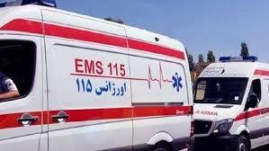 کشته شدن 5 تبعه افغان و یک ایرانی بر اثر واژگونی خودرو در فارس