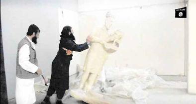 تخریب مراکز فرهنگی جنایت جنگی است