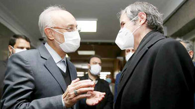 تمدید توافق ایران با آژانس انرژی اتمی