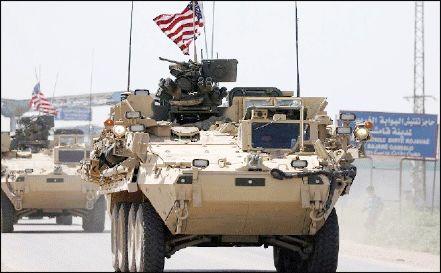 خروج نظامیان آمریکایی از خاک عراق