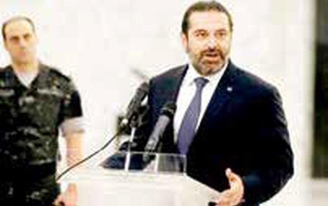 گمانهزنیها در مورد تشکیل کابینه لبنان توسط حریری
