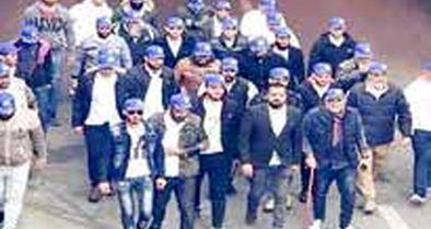 عقبنشینی کلاه آبیها از خیابان