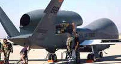رصد پهپاد جاسوسی آمریکا در نزدیکی پایگاه روسیه در سوریه