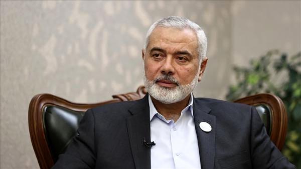 اسماعیل هنیه: از ایران که پول به ما رساند تشکر میکنیم