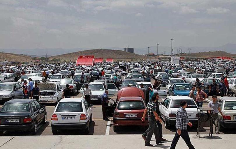 کاهش ۵ تا ۱۳ میلیون تومانی قیمت خودرو