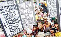 گزارش سازمان ملل در مورد کشتار مسلمانان روهینگیا