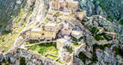 قلعه بابک، دژی بر  فراز  ارس