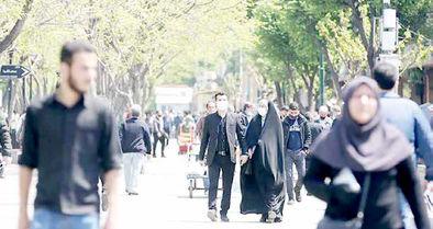 بیپروایی مردم و پرسه زدن بیماران در خیابانها