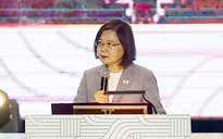 رئیسجمهوری تایوان: مقابل چین سر تعظیم فرود نمیآوریم