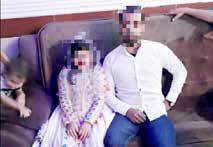 عقد دختر 11 ساله با پسر 22 ساله منتفی شد