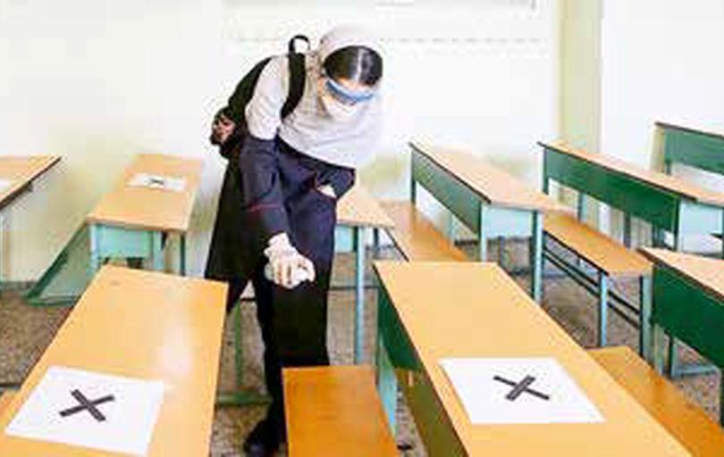 گروهبندی دانشآموزان برای حضور در مدارس