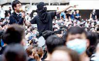 معترضان در هنگکنگ خواستار برگزاری اعتصاب عمومی شدند